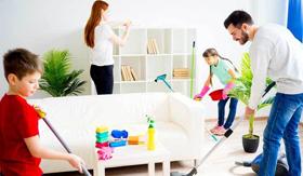 10 deberes de los niños en el hogar para ayudar